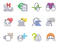 Medical Structures - Icon Pack