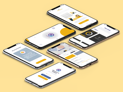 SayNow Therapy Mobile App therapy app calling app app ui uidesign mobile app mobile ui design