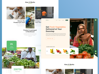 Ecommerce Website for Unsold Products design food website ecommerce website ecommerce web website design ui