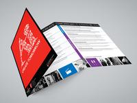 Art Institute Trifold Brochure