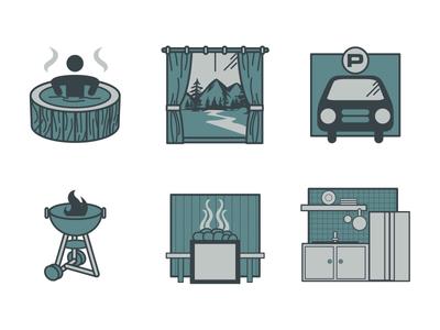 Elk Springs Icons