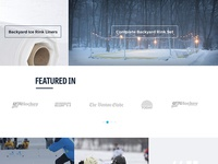 NiceRink Website