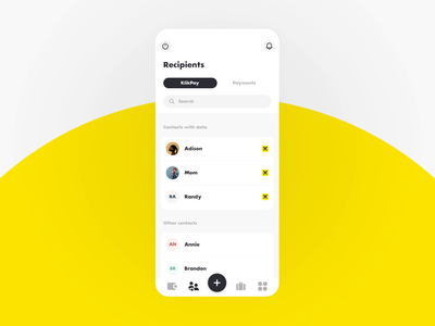 Quick payment actions clean cute mobilebanking fastpaymentactions quickpaymentaction paymentactions newpayment neworder overlayactions createactions fabactions fabicon fab fastactions uxui uidesign bankingapp banking quickactions