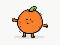 Orange - Mr. Balu