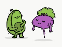 Avocado & Beet - Mr. Balu