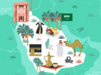 Jordan & Saudi Arabia