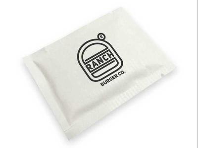 Ranch Burger Company Wipe