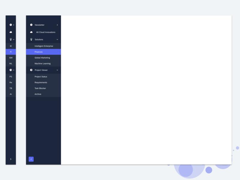 Side Navigation menu design ux side panel side nav side navigation side bar side menu menu animation menu