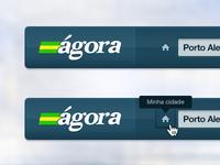 Ágora header
