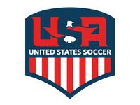 US Soccer Badge