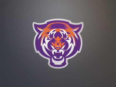 El Tigre clemson tiger identity sports branding branding sports identity sports logo