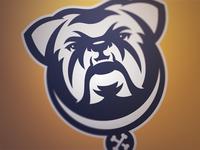 Bulldog | 1 color logos