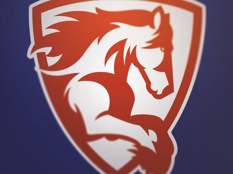 Horsemustangbroncoetc 1 Color Logos By Adam Eargle Dribbble