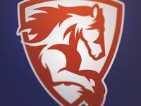 Horse/Mustang/Bronco/etc | 1 Color Logos