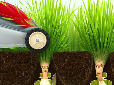 Honda lawn mowers: Some like it short honda