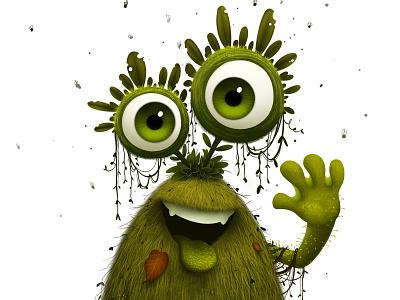 Swamp Monster monster swamp monster