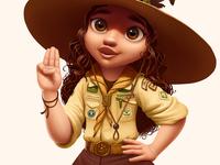 Portuguese Scout 
