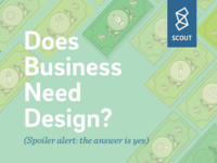 Does Business Need Design?