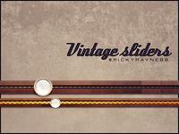 Vintage Sliders