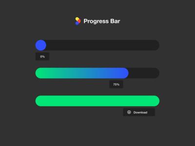 Daily UI #086 - Progress bar