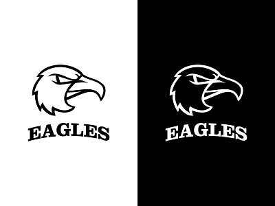 Dailylogochallenge #32 logo sports team logo eagles logo eagle logo bird bird logo eagle logo eagle sports team logo sports team eagles logo eagles dailylogo dailylogochallenge dailylogodesign