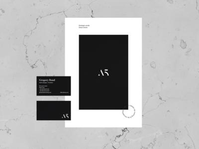 A5 Brand identity