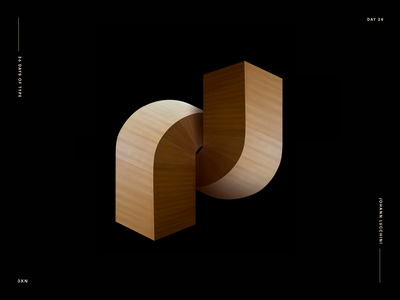 X for 3XN - Architype Alphabet Project art direction johannlucchini graphic design architect archi architecture typography typo type