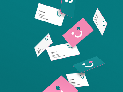 Visual Identity Medical app
