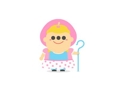 Toooy Story – Little Bo Peep