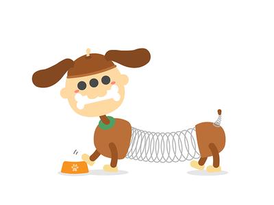 Toooy Story – Slinky Dog