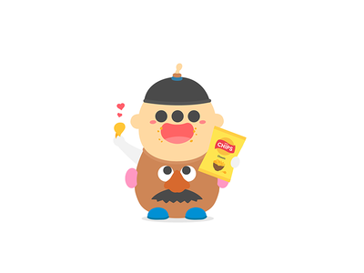 Toooy Story – Mr. Potato Head