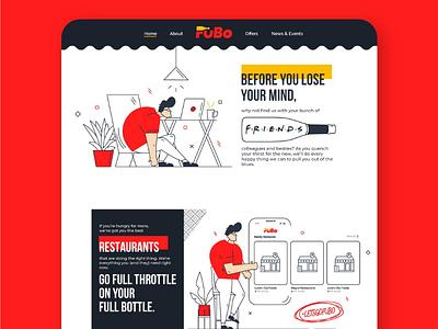 FuBo 🍾 Ui design ui designing designer