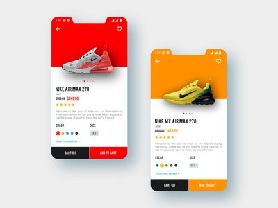 Product Page UI ux uidesign ui ui design  typography ecommerce product page illustrator illustration dribbble design branding app ui adobe illustrator