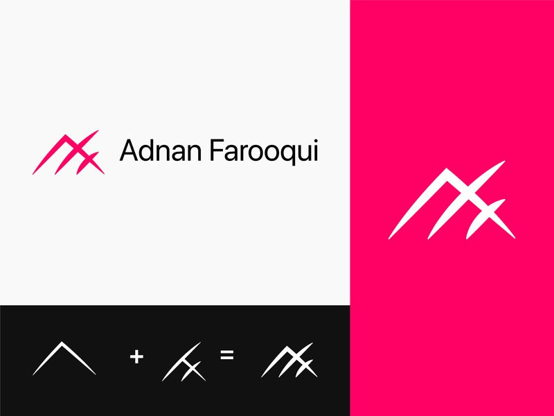Adnan Farooqui  - Visual Identity & Branding