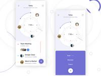 Calendar App UI Redesign