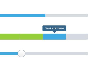 GUI - sliders and progress bars sliders progress bar tooltips gui user interface