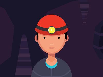 TouchUp Icon Caving caving icon illustrator touchup