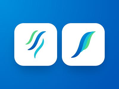 App Logo illustration ui icon app app icon