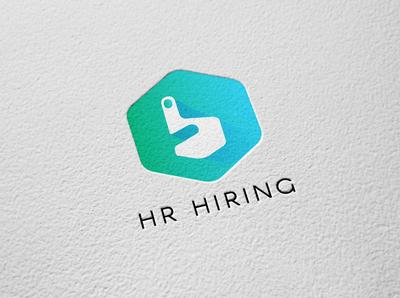 HR Hiring Logo