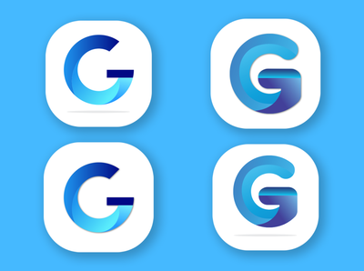 G Logo App Icon