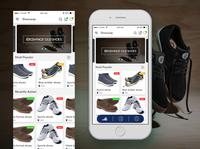 Shoeswap Application design