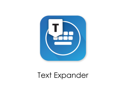 Text Expander app icon