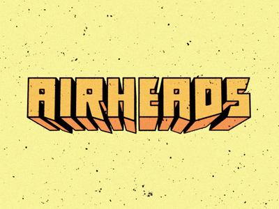 Airheads Type Treatment 🏴☠️