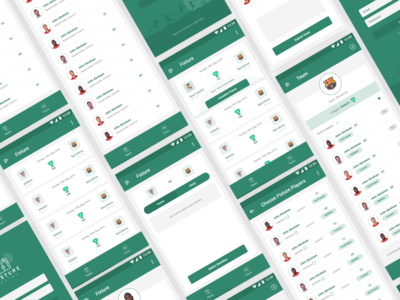 Fixture Friendly | Real life football application