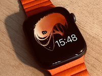 Watch face background design