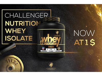 Challenger nutrition