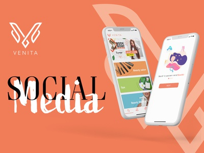 Social media for Venita