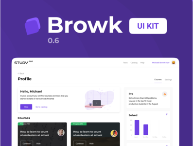 Free UI Kit in Figma rules typography card free project community figma web interface system design ui kit