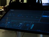 QNX V2V Command Centre - CES 2016