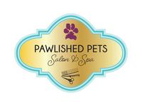 Pawlished Pets Salon & Spa logo design